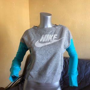 Nike Sweaters - Nike blue sweater